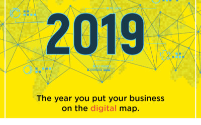 2019 IS THE YEAR TO TAKE YOUR DIGITAL MARKETING UP A NOTCH!
